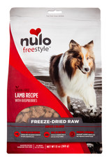 Nulo Freeze Dried Raw Grain Free Lamb Dog Food 13 oz