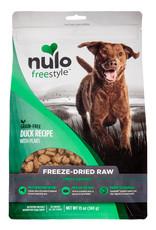 Nulo Freeze Dried Raw Grain Free Duck Dog Food 13 oz