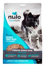 Nulo Freeze Dried Raw Grain Free Salmon Dog Food 13 oz