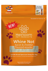 Heirloom Pet Products Bacon/Cheddar CBD 150mg Topper