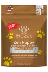 Heirloom Pet Products Peanut Butter/Banana CBD 150mg Topper
