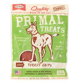 Primal Pet Foods Turkey Chips
