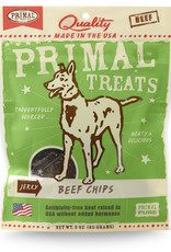 Primal Pet Foods Beef Chips
