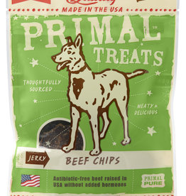 Primal Pet Foods Beef Chips