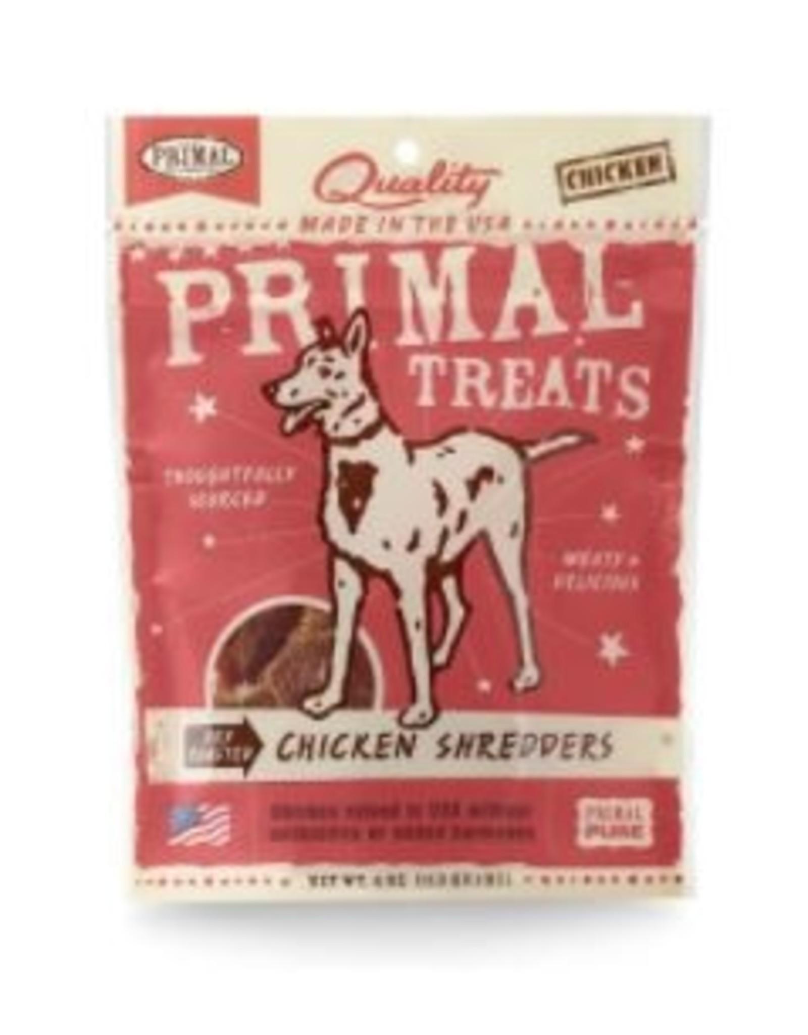 Primal Pet Foods Chicken Shredders