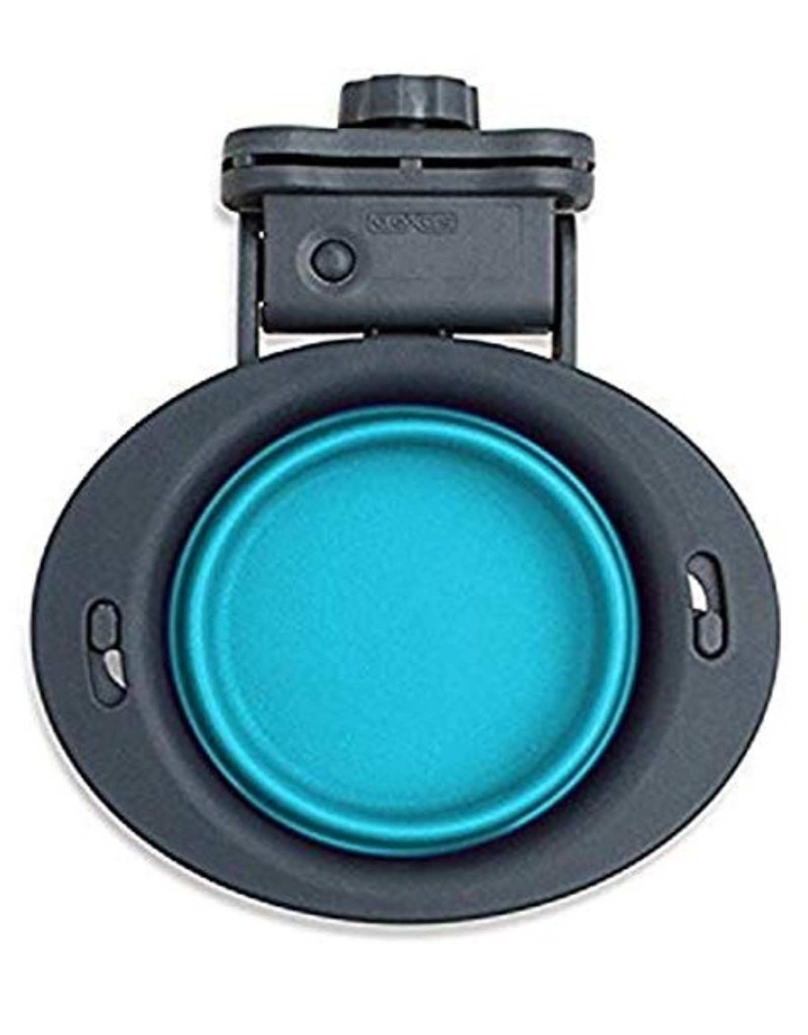Collapsible Kennel Bowl Blue SM