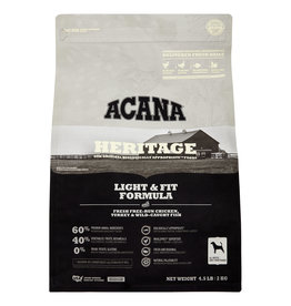 Acana Heritage Light & Fit 4.5lbs