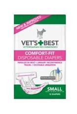Vet's Best Disposable Female Diaper