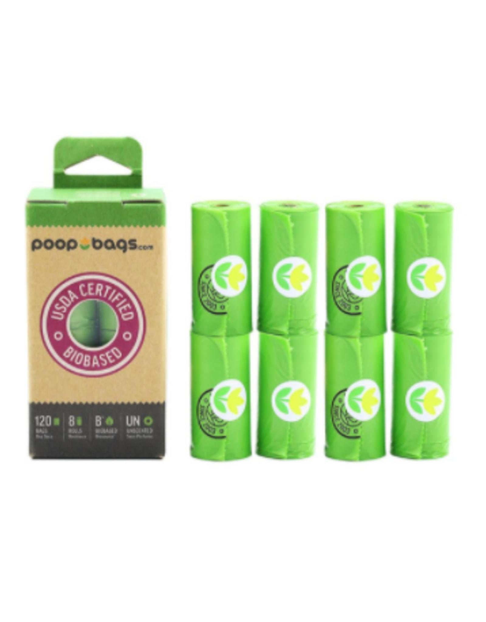 The Original Poop Bags Individual Biobased Roll