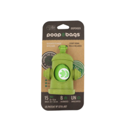 The Original Poop Bags USDA Biobased Dispenser