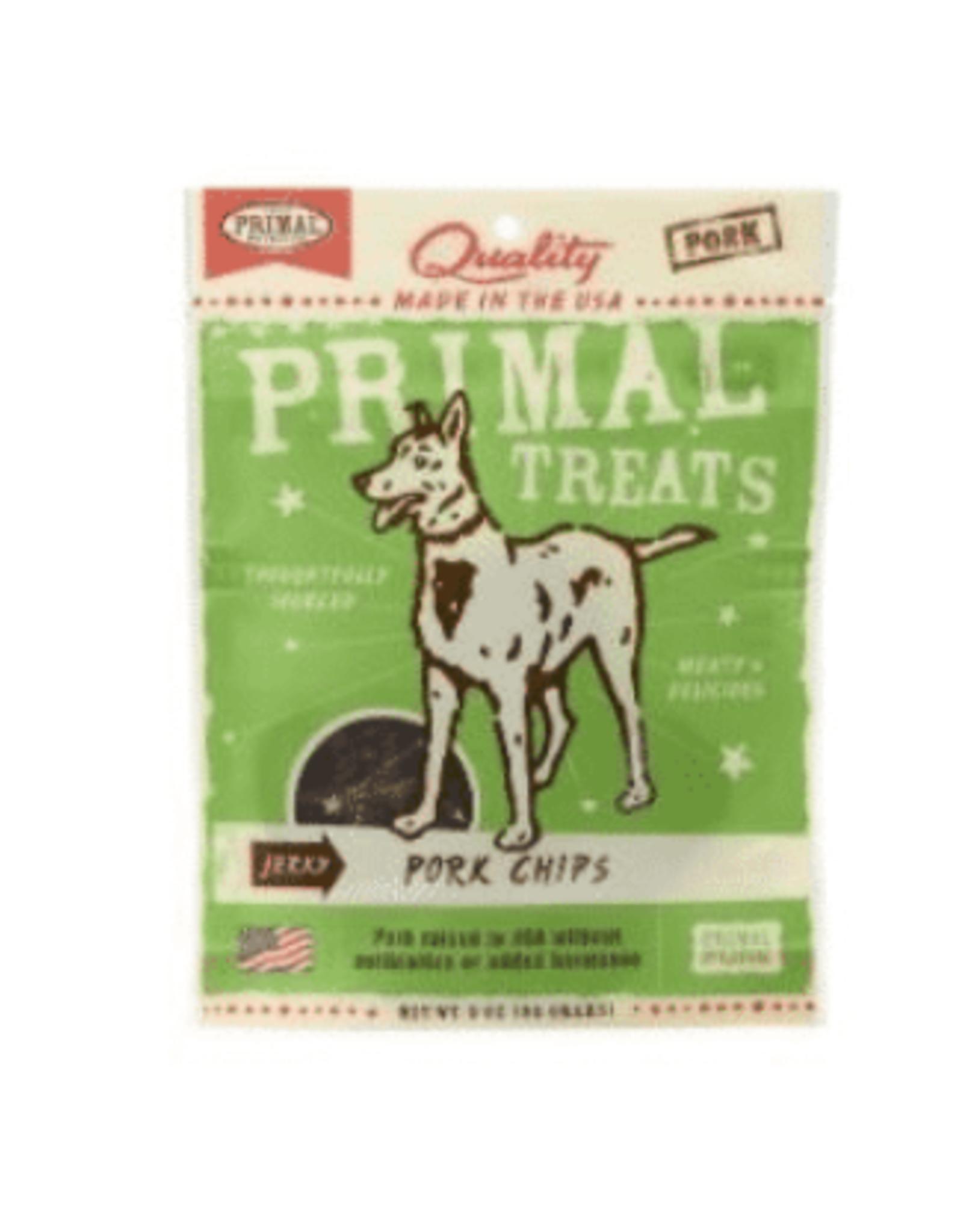 Primal Pet Foods Pork Chips