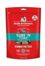 Stella & Chewy's Dog Food - Surf & Turf Patties
