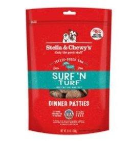 Stella & Chewy's Dog FD Surf & Turf Patties
