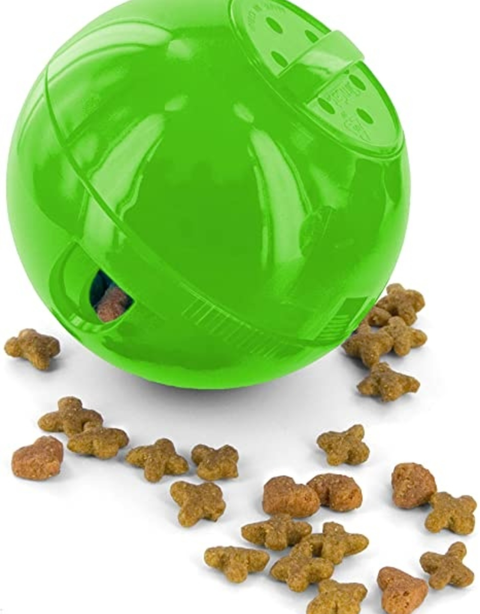 PetSafe SlimCat Cat Food Dispenser Green
