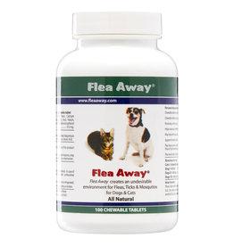 Flea Away Nat Flea Tabs 100ct