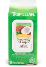 TropiClean Hypo-Allergenic Wipes 100-Count
