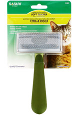 Safari Soft Slick Brush Cat