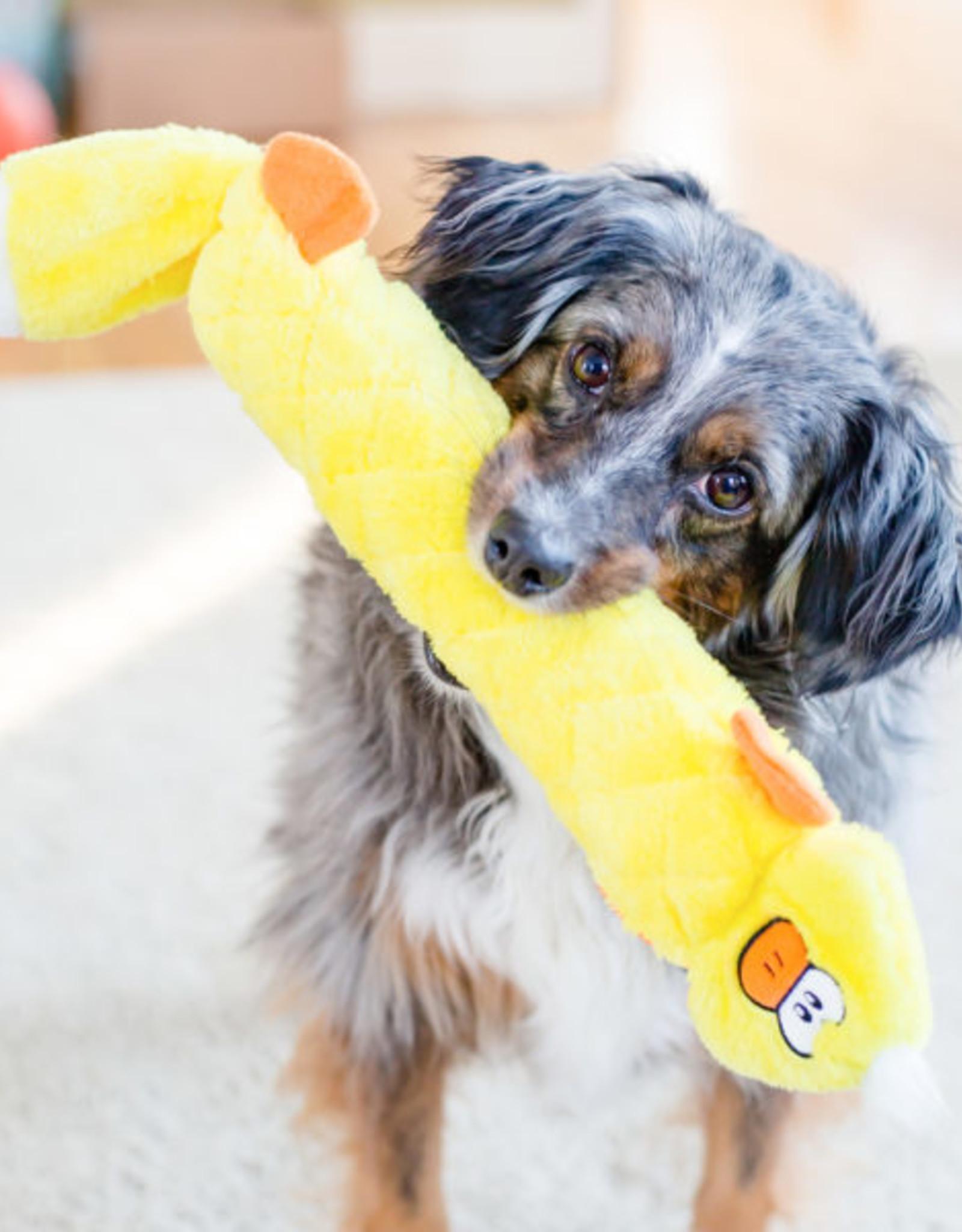 ZippyPaws Jigglerz - Duck