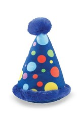 Pet Shop by Fringe Studio Party Hat Small Toy Dog
