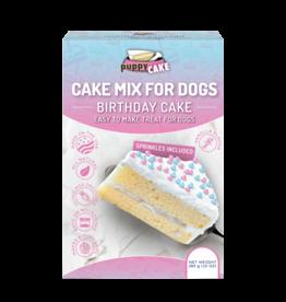 Cake Mix Birthday Cake w/ Frosting