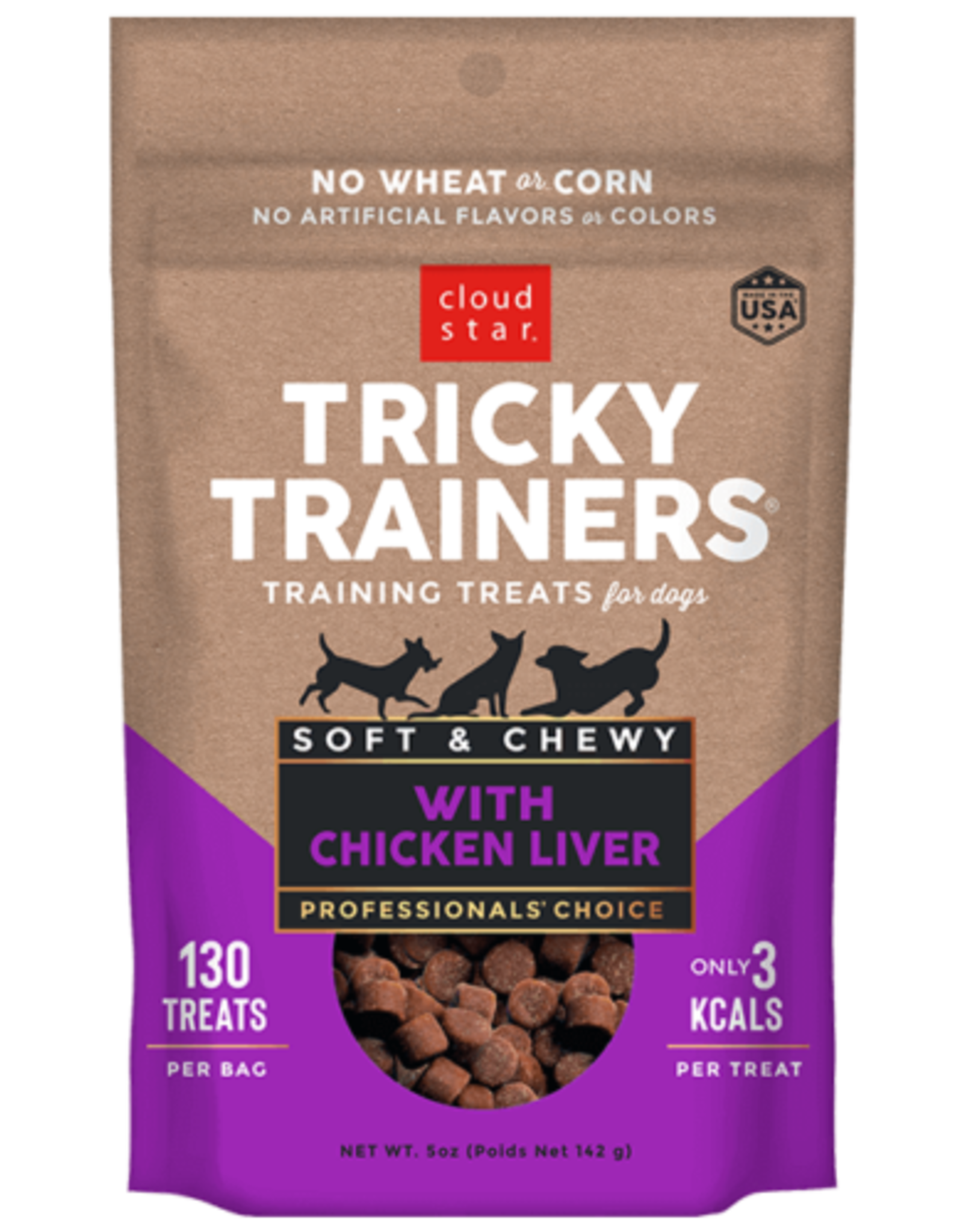 Tricky Trainer Soft Liver 14oz