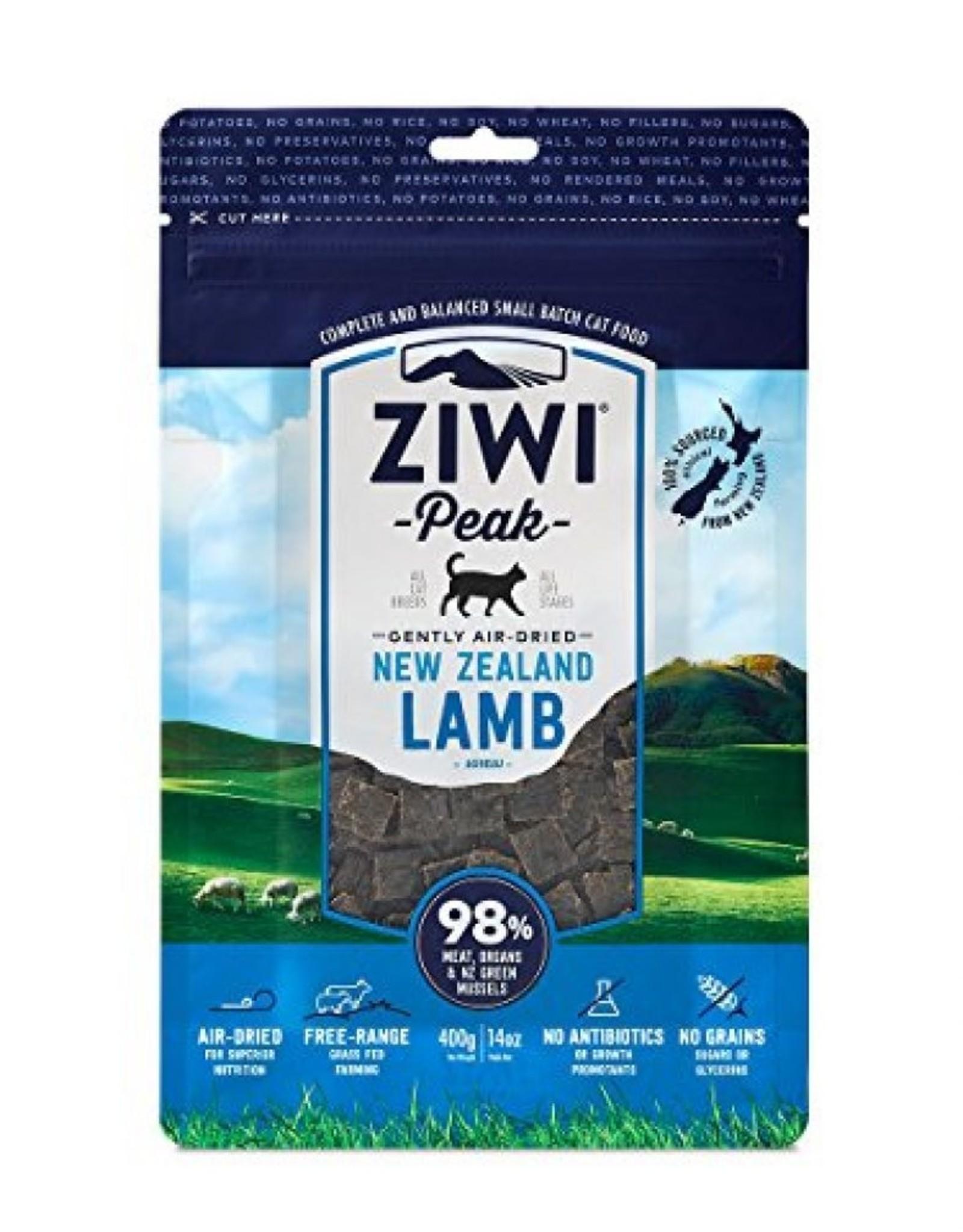 ZiwiPeak ZiwiPeak Cat Lamb 14oz