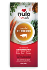 Nulo Bone Broth Beef 20oz