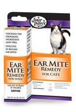 Four Paws Four Paws Aloe Ear Mite Treatment for Cats - 0.75 oz