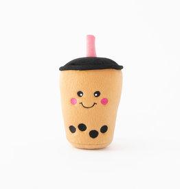 ZippyPaws NomNomz Boba Milk Tea