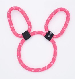 ZippyPaws Zippy Rope - Bunny