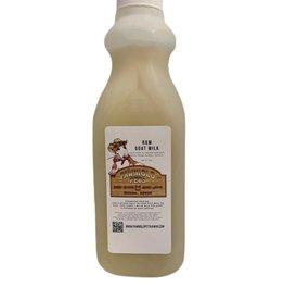 Pawniolo Pet Treats Raw Goat Milk, 32oz