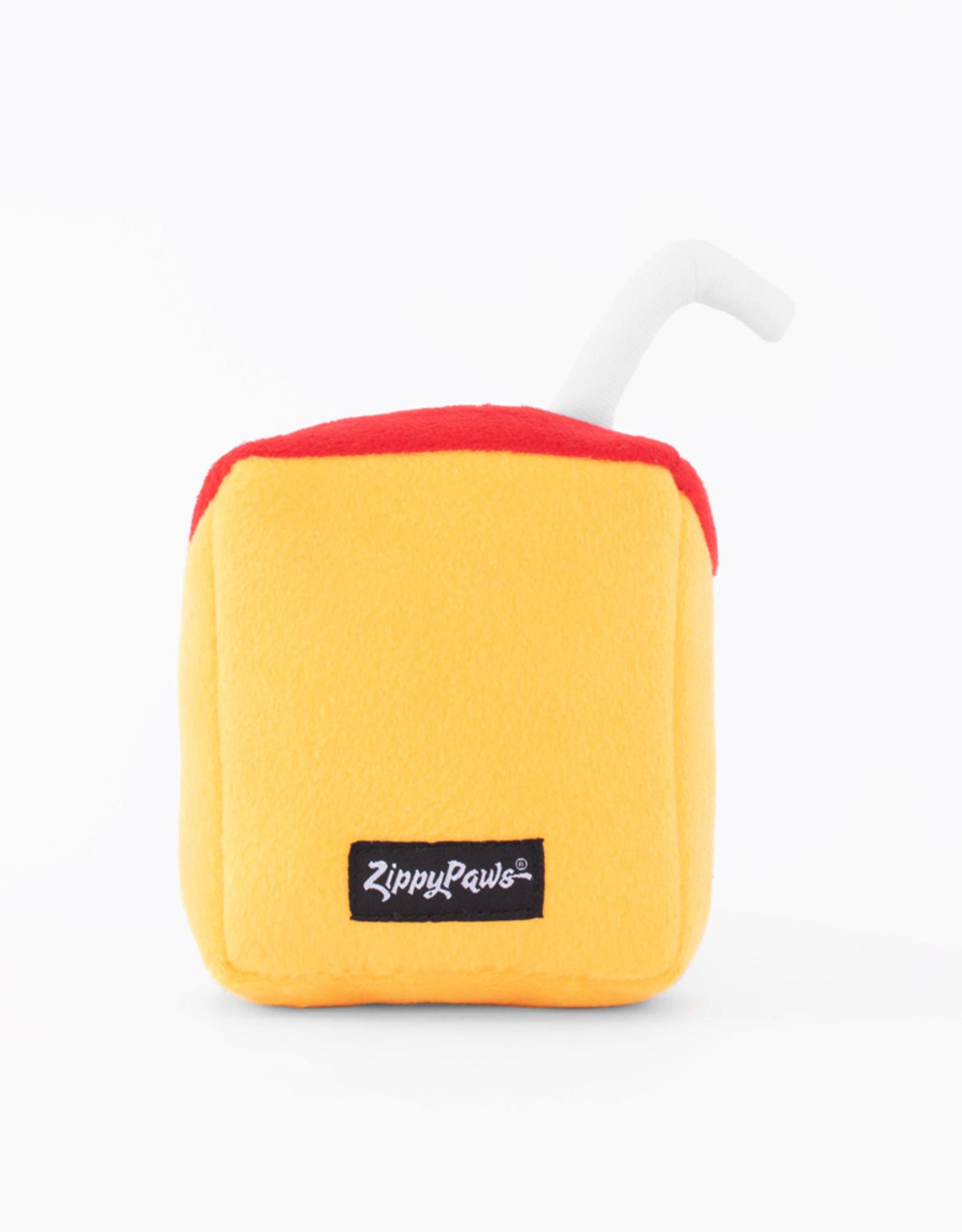 ZippyPaws NomNomz Juice Box