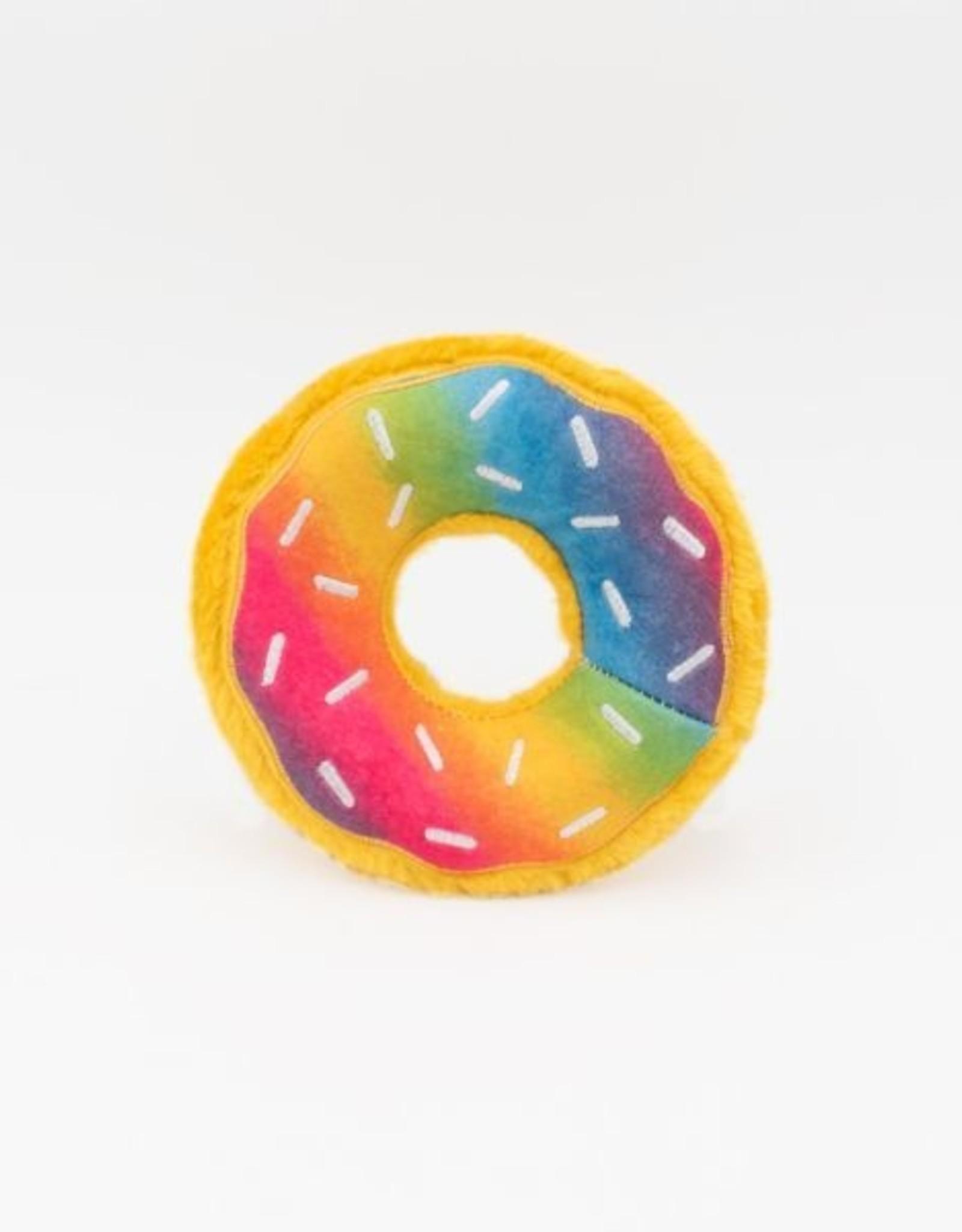 ZippyPaws Donutz - Rainbow