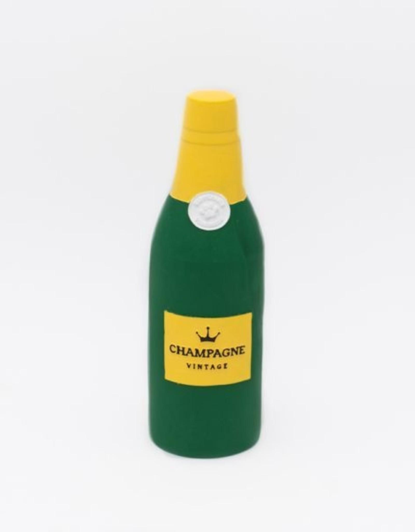 ZippyPaws Latex Happy Hour Crusherz - Champagne