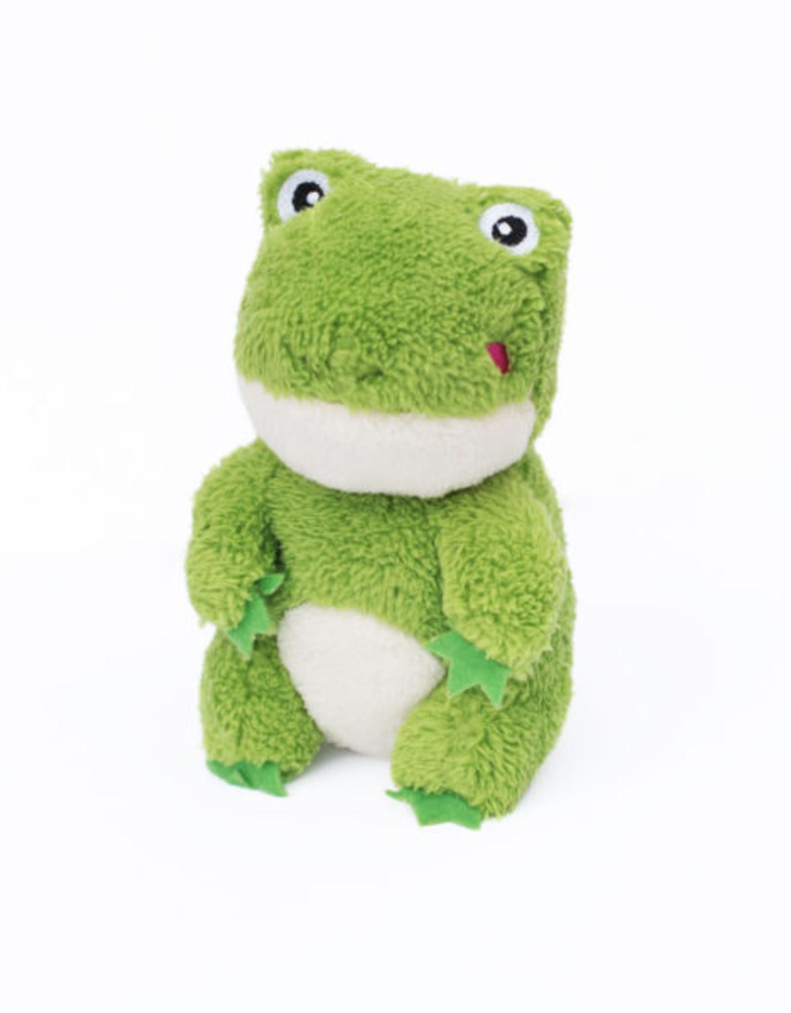 ZippyPaws Cheeky Chumz - Frog