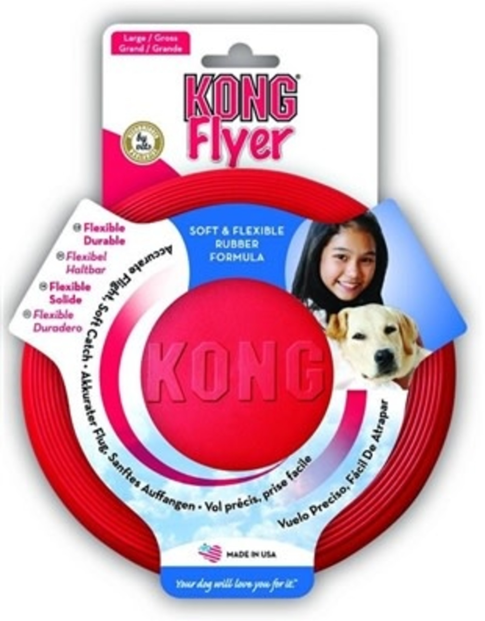 Kong Flyer LG