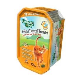 Emerald Pet Cat Dental Trt TUB Chicken 11oz