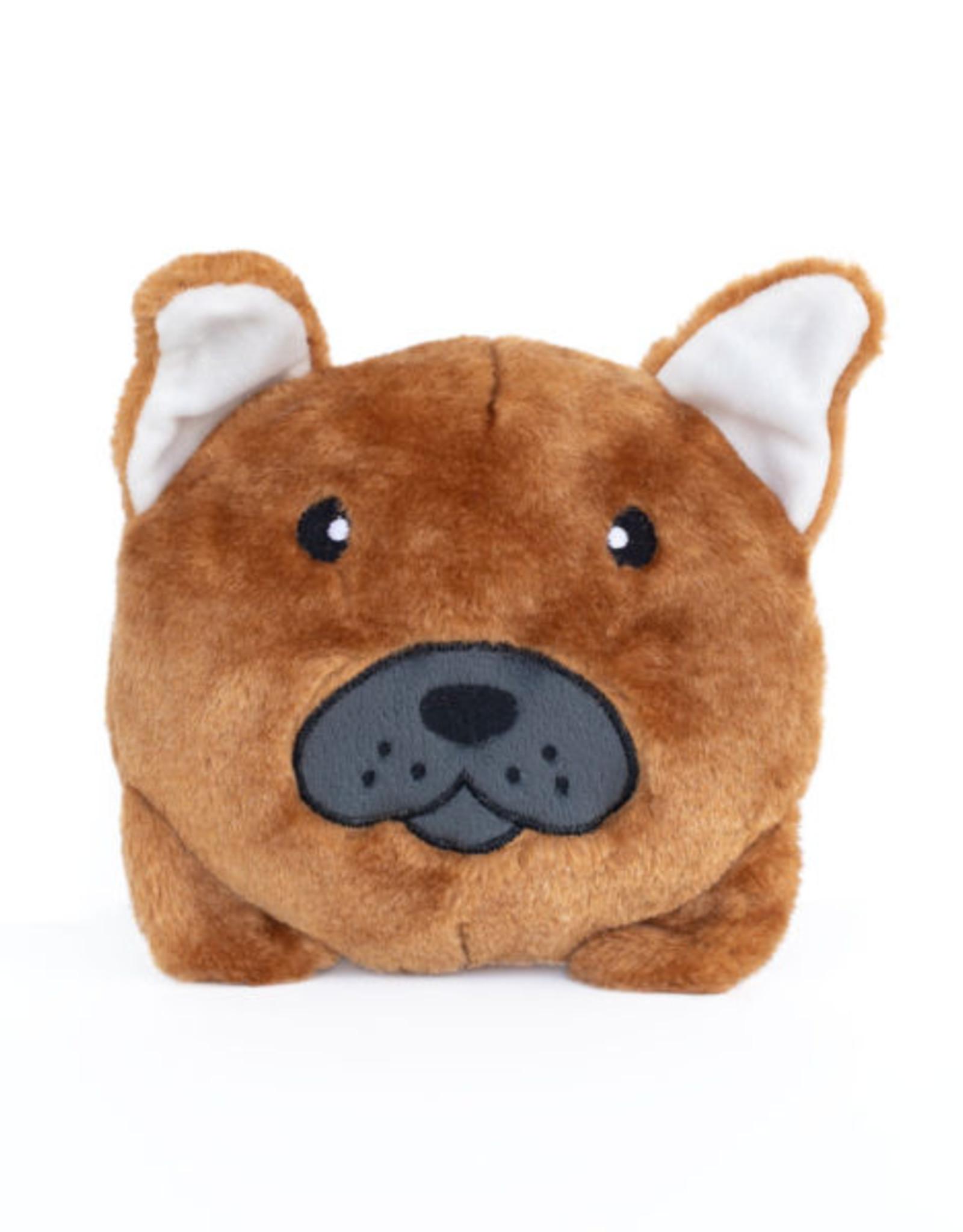 ZippyPaws French Bulldog Bun