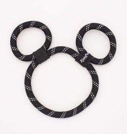 ZippyPaws Zippy Rope - Black Bear