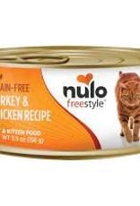Nulo Can Cat Turkey & Chicken 5.5oz