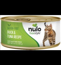 Nulo Can Cat Duck & Tuna 5.5oz
