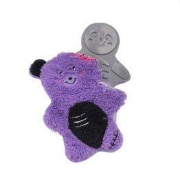 ZippyPaws Halloween Bonez - Zombie Bear
