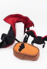 ZippyPaws Halloween Costume Kit - Dracula