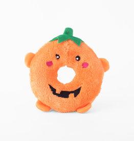 ZippyPaws Halloween Donutz buddie - Pumpkin