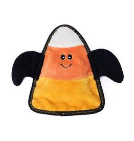 ZippyPaws Halloween Z-Stitch Candy Corn Bat
