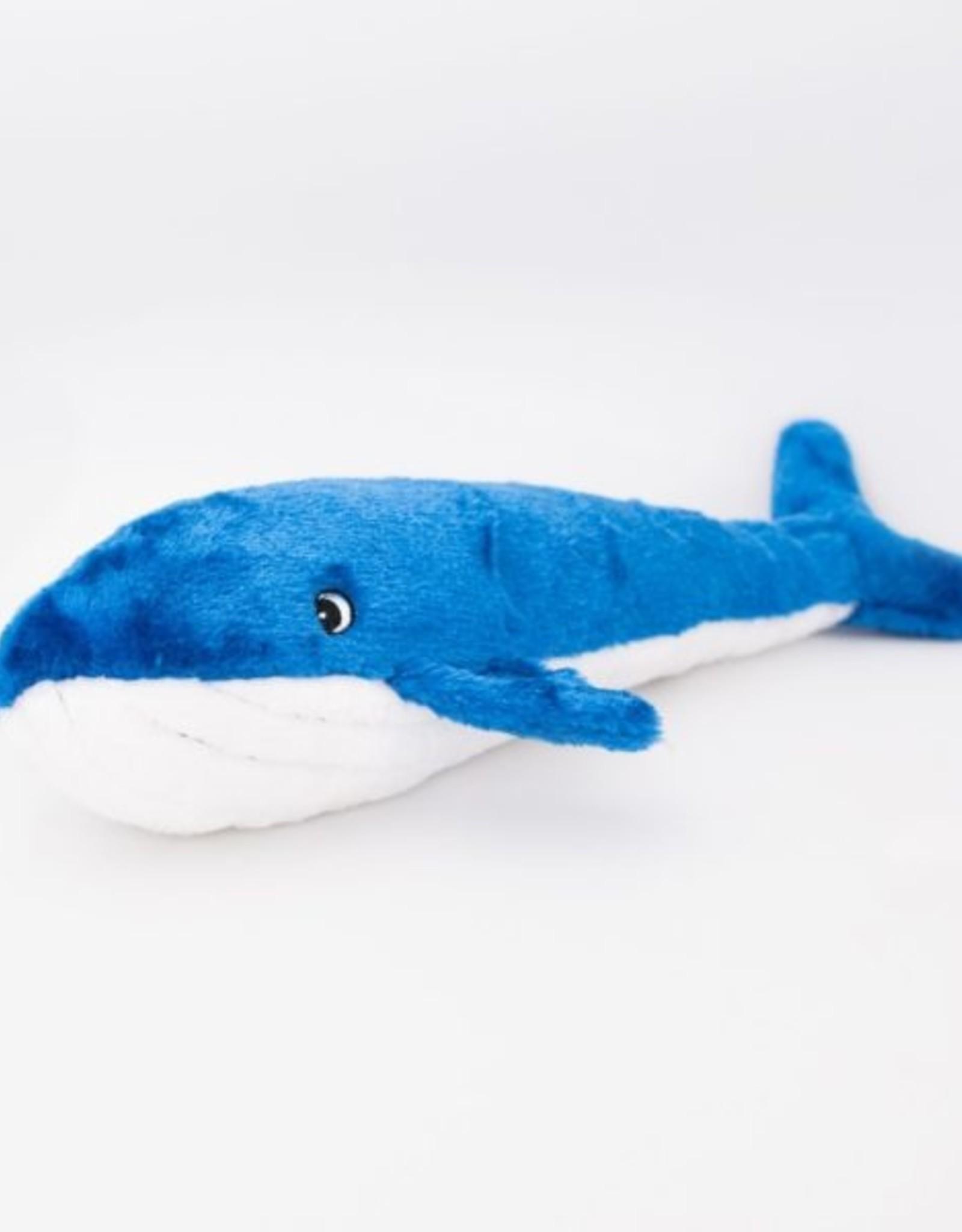 ZippyPaws Jigglerz - Blue Whale
