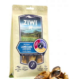 ZiwiPeak ZiwiPeak Dog Lamb Ears Chew Treat  2.1oz