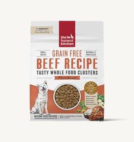 Honest Kitchen GF Clusters Beef