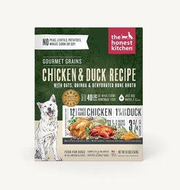 Honest Kitchen Chicken & Duck Gourmet Grains