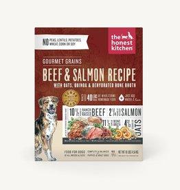 Honest Kitchen Beef Salmon Gourmet Grains